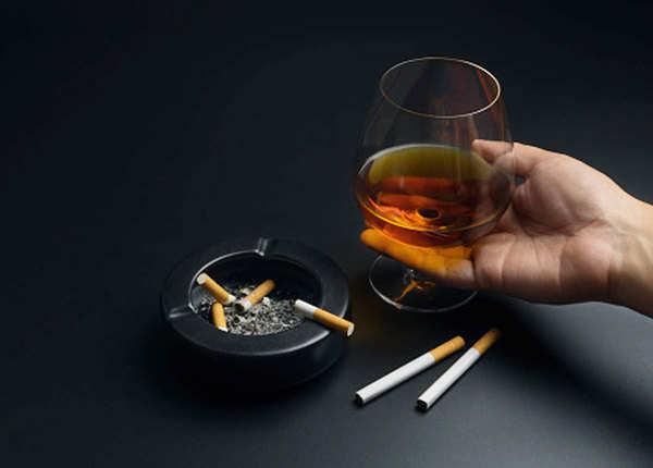 शराब और सिगरेट को ना