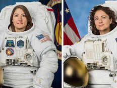 अंतरिक्ष में इस सप्ताह 2 महिलाएं स्पेसवॉक कर बनाएंगी इतिहास