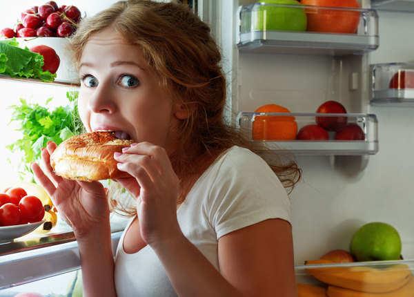 खाने की मात्रा पर ध्यान दें