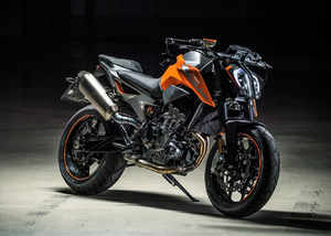 ktm 790 duke gets a head start in india 41 units sold within 10 days of launch