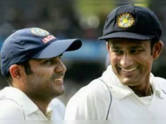 Virender Sehwag, Anil Kumble