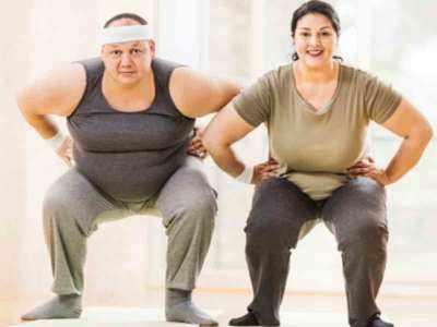 25 साल में बढ़ा मोटापा तो जल्द मृत्यु का खतरा