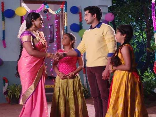Karthika Deepam Telugu Serial