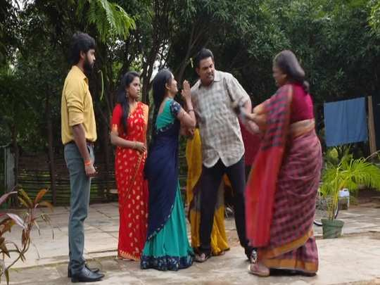 Mounaraagam Telugu Serial