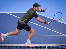 टेनिस: यूरोपियन ओपन के क्वॉर्टर फाइनल में पहुंचे मरे