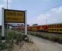 गोमतीनगर रेलवे स्टेशन पर प्रदूषण मानकों की अनदेखी
