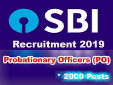 state bank of india has released sbi po 2019 fianl result check here