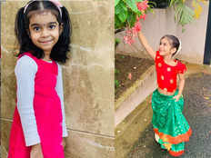 famous anchor in malayalam television daughters putt making video goes viral