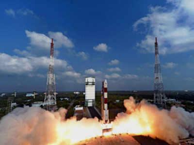 भारत ने एक साथ लॉन्च किए थे 104 सैटलाइट्स।