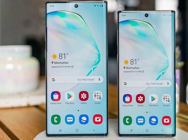 Samsung Galaxy S10 और Note 10 में गड़बड़ी, कोई भी कर सकता है फोन अनलॉक