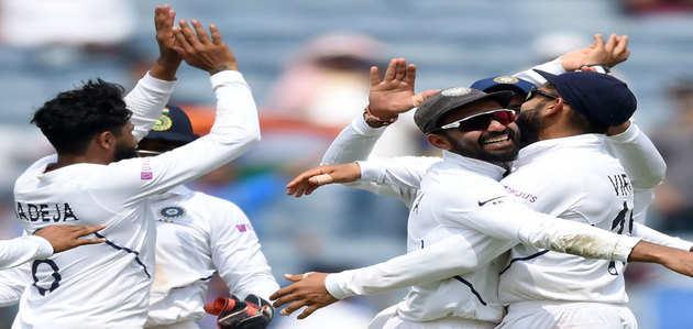 रांची में अफ्रीकी शेरों का हाल बुरा, भारत जीत से 2 कदम दूर