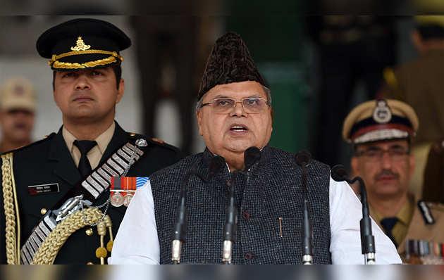 हम पाक में आतंकी कैंप पूरी तरह खत्म कर देंगे, बोले जम्मू-कश्मीर के राज्यपाल सत्यपाल मलिक