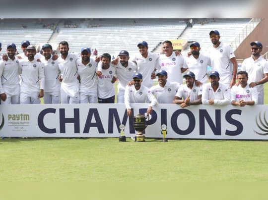 Ranchi Test: దక్షిణాఫ్రికాని టెస్టు సిరీస్లో భారత్ 3-0తో క్లీన్స్వీప్..!