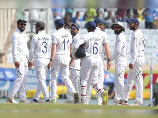 Team India: ఐసీసీ పాయింట్ల పట్టికలో భారత్ టాప్..!