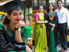 actress prayaga martin shares her graduation day photos on instagram