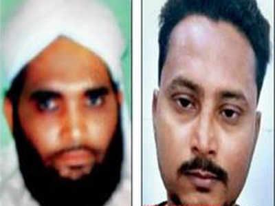 कमलेश तिवारी हत्याकांड में फरार आरोपियों की तस्वीर