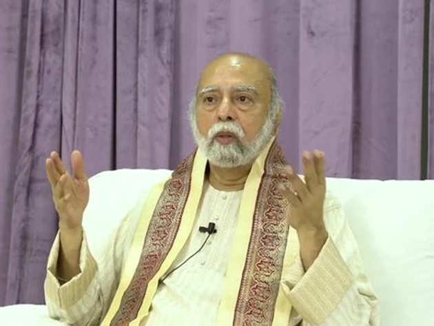 स्वयंभू भगवान विजय कुमार नायडू (फाइल फोटो)