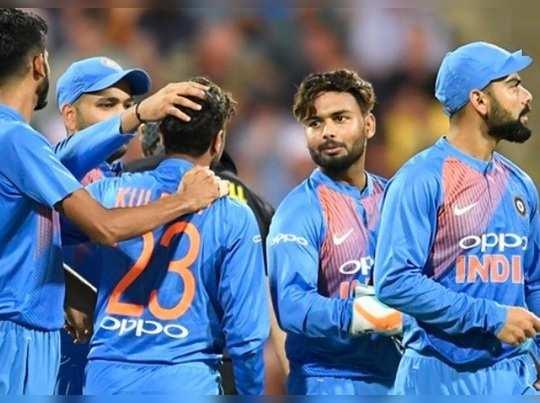 India T20 Squad vs BAN