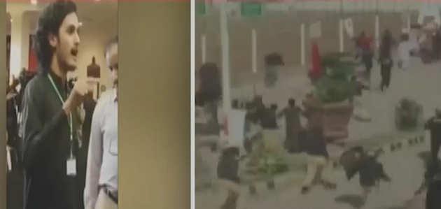 पाकिस्तान के खिलाफ जुलूस निकाल रहे प्रदर्शनकारियों पर PoK में पुलिस की बर्बरता