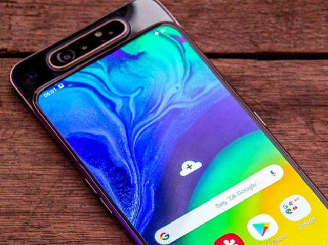 ₹8 हजार सस्ता हुआ Samsung Galaxy A80, जानें नई कीमत