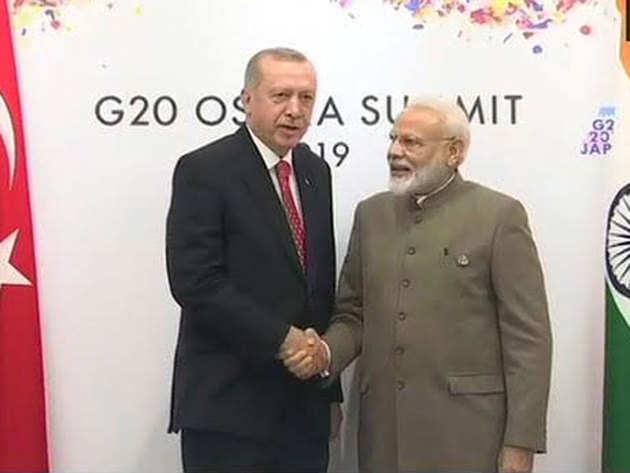 बढ़ रही है तुर्की के साथ भारत की दूरी