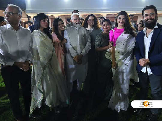 know what happened inside pm narendra modis #changewithin meet with bollywood celebrities