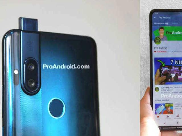 Motorola One Hyper पॉप-अप कैमरे के साथ होगा लॉन्च