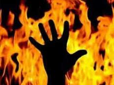 यूपी: पत्नी की जलाकर हत्या करने के मामले में पति गिरफ्तार