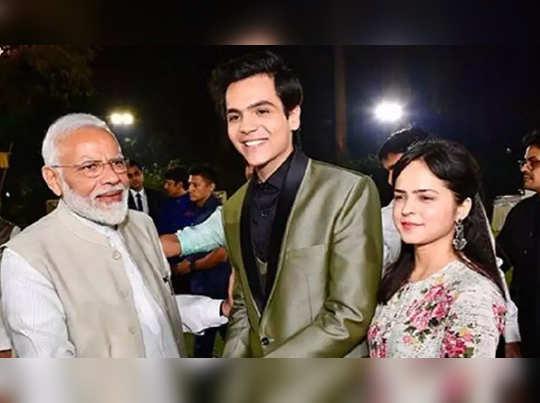 तारक मेहता...मधली सोनू PM मोदींना भेटते तेव्हा...
