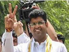 dushyant chautala will be the kingmaker to form the government in haryana