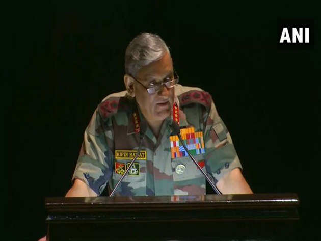 आर्मी चीफ जनरल बिपिन रावत