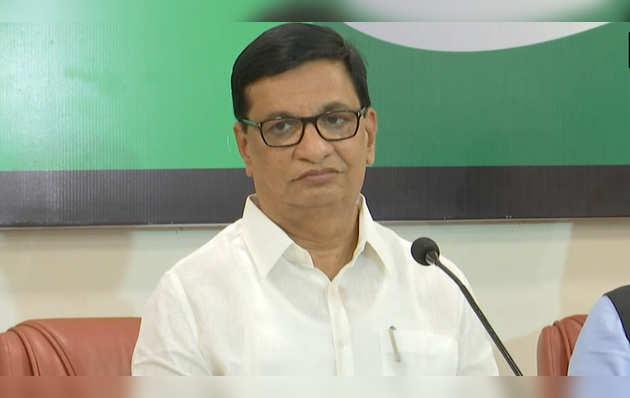 शिवसेना, एनसीपी को समर्थन पर पार्टी हाईकमान लेगा निर्णय: महाराष्ट्र कांग्रेस