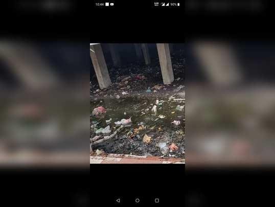 शहराची स्वच्छता केंव्हा?