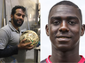 migrant kerala man works as a technician in qatar made brass football wants to gift it to footballer almoez ali