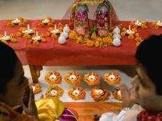 importance of five day diwali celebration in north india and its ethnic history