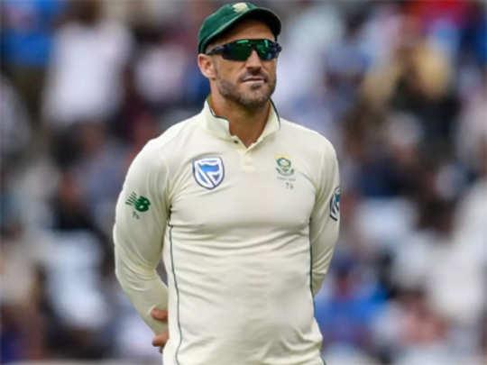 कसोटी क्रिकेटमध्ये नाणेफेक हवी कशाला?: डुप्लेसिस