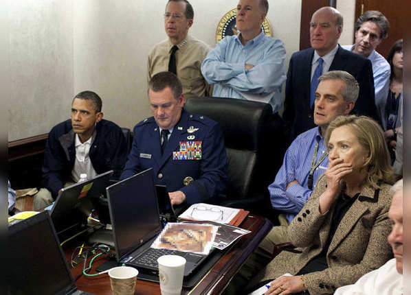 ओबामा ने देखा था लादेन वाला ऑपरेशन