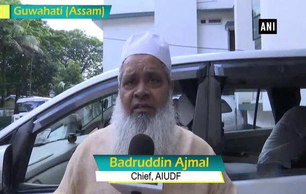 बदरुद्दीन अजमल ने कहा- मुस्लिम जितने बच्चे पैदा कर सकते हैं करें