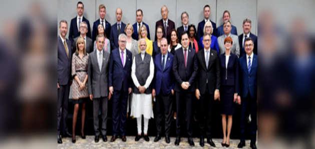 यूरोपियन यूनियन के सांसदों का दल कश्मीर के लिये रवाना
