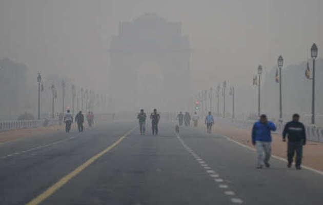 दिल्ली-एनसीआर की हवा में प्रदूषण बढ़ा, गाजियाबाद सबसे ज्यादा प्रदूषित
