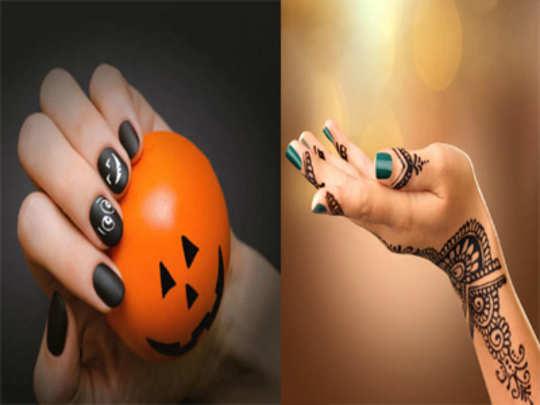 भारतातील हॅलोवीन पार्ट्यांमध्ये टॅटूंचा ट्रेंड