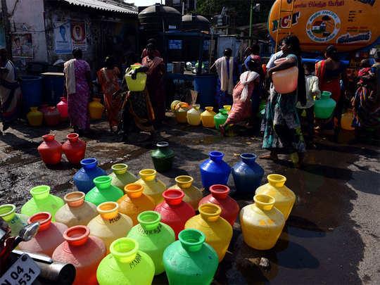 मंत्री ने की पानी बचाने की अपील