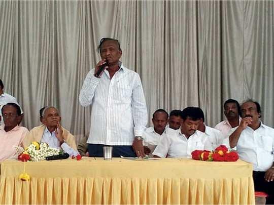 mtb nagaraj speech
