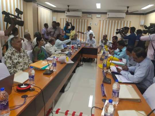 Cauvery Disciplinary Committee Meeting