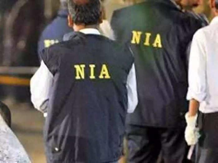 एनआईए की छापेमारी (फाइल फोटो)