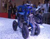 टोक्यो मोटर शो 2019: यामाहा ने दिखाई इलेक्ट्रिक और तिपहिया बाइक्स