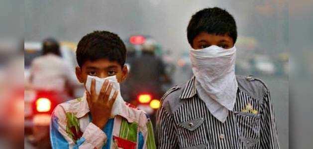 दिल्ली में बढ़ता प्रदूषण: खट्टर-कैप्टन पर भड़के केजरीवाल