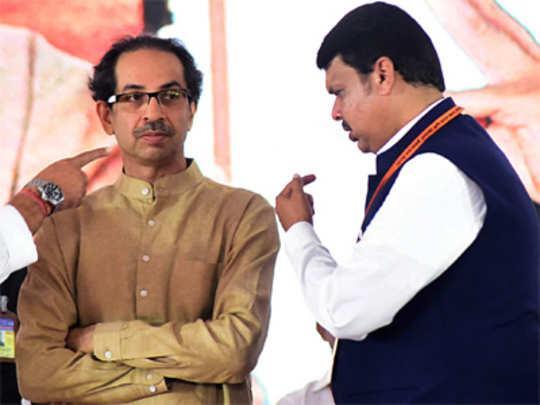 अन्यथा महाराष्ट्रात राष्ट्रपती राजवट; भाजपचा शिवसेनेला निर्वाणीचा इशारा