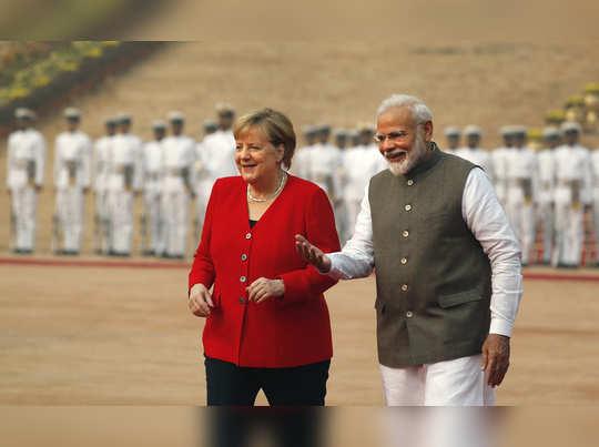 दहशतवादाविरोधात भारत-जर्मनी एकत्र