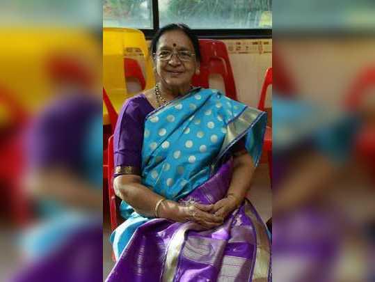 अभिनेत्री भारती गोसावीयांना जीवनगौरव जाहीर